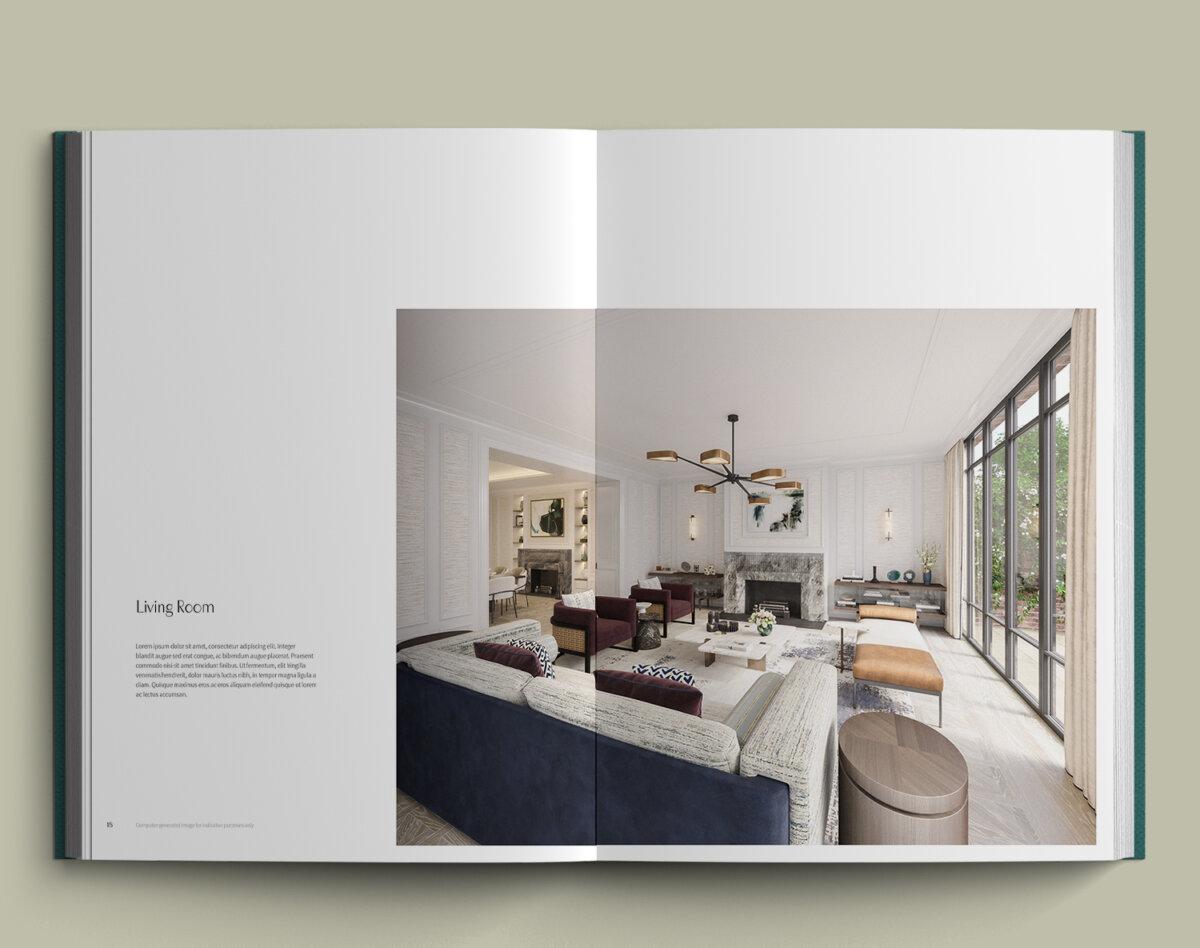 No.5 Ilchester Place - Martin Parris