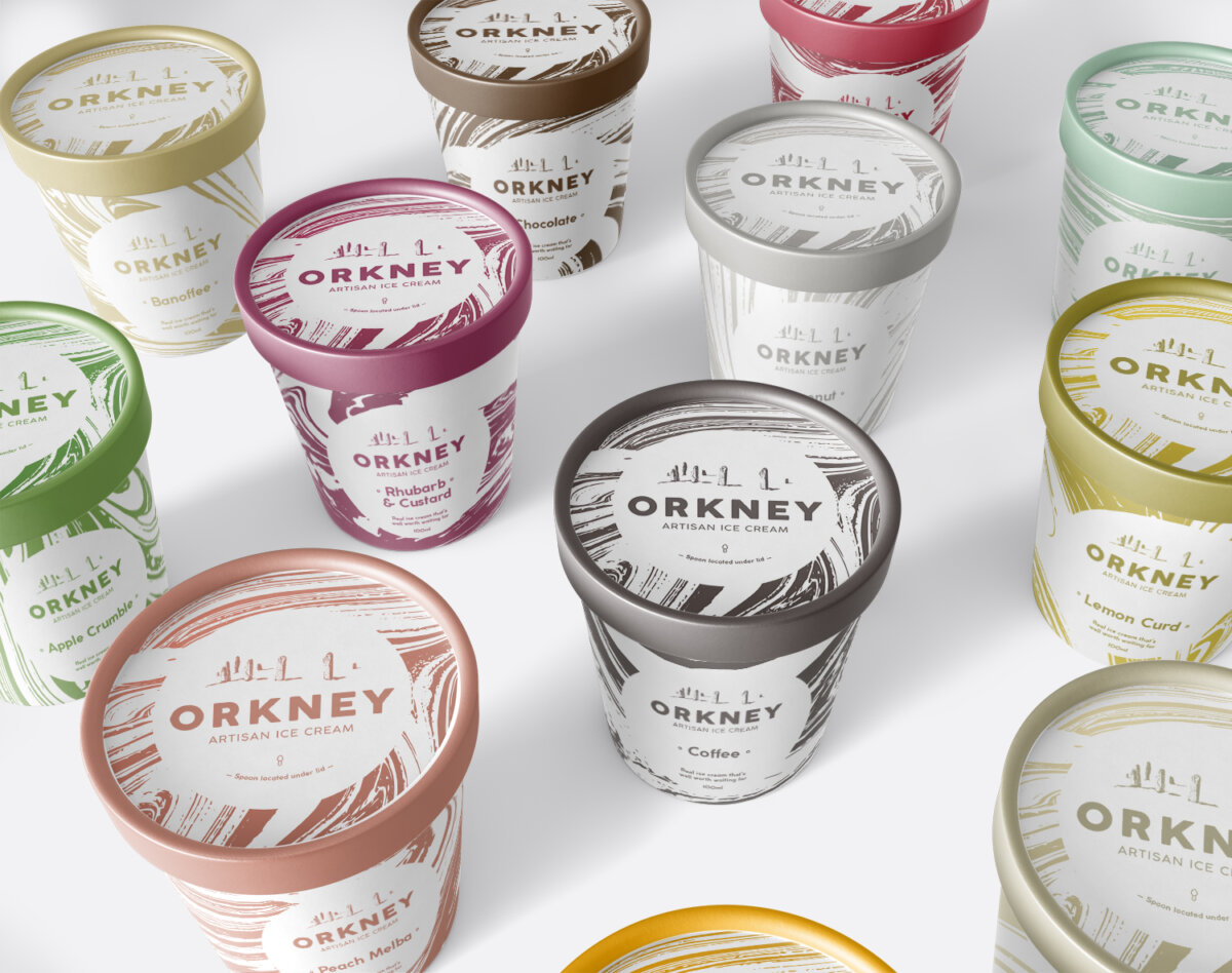 Orkney Creamery - Martin Parris